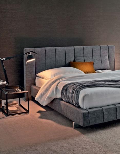 letto progettazione interni mobili design lusso lecce brindisi taranto